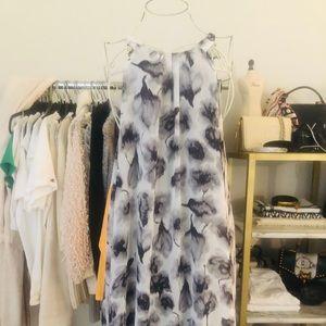 ASTR Print Dress